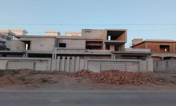 2 KANAL HOUSE CONSTRUCTION IN NAVAL ANCHORAGE ISLAMABAD BEST DESIGN