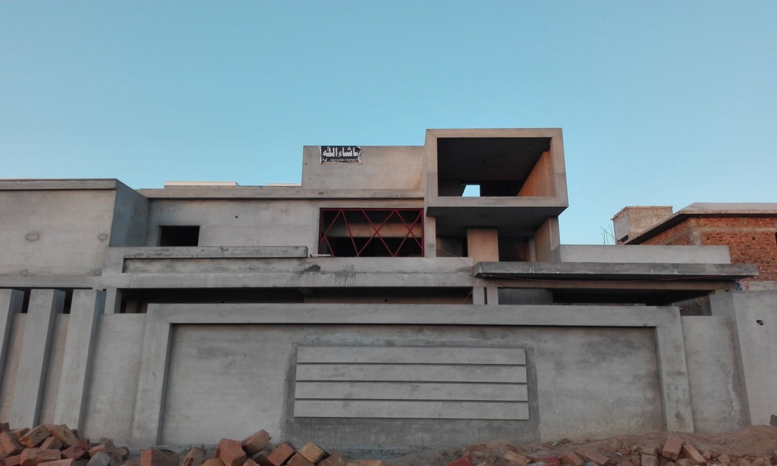 2 KANAL HOUSE DESIGN IN NAVAL ANCHORAGE ISLAMBAD