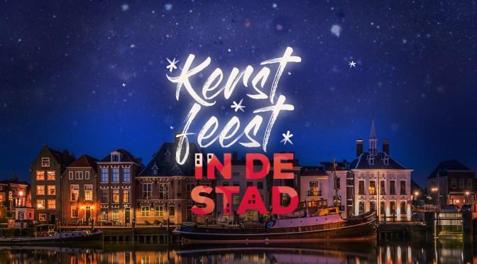 Tweede editie Kerstfeest in de Stad strijkt neer in Maassluis