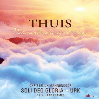 Soli Deo Gloria Urk brengt CD 'Thuis' uit