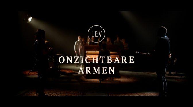 Nieuwe single van LEV – Onzichtbare Armen