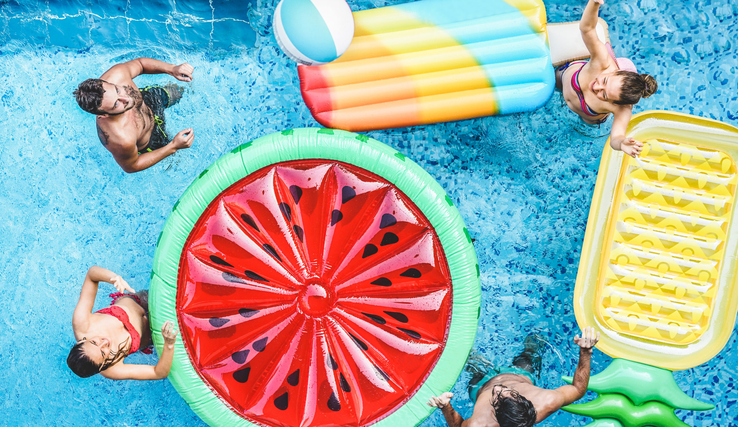 THE BEST UNIQUE POOL INFLATABLES FOR ADULTS