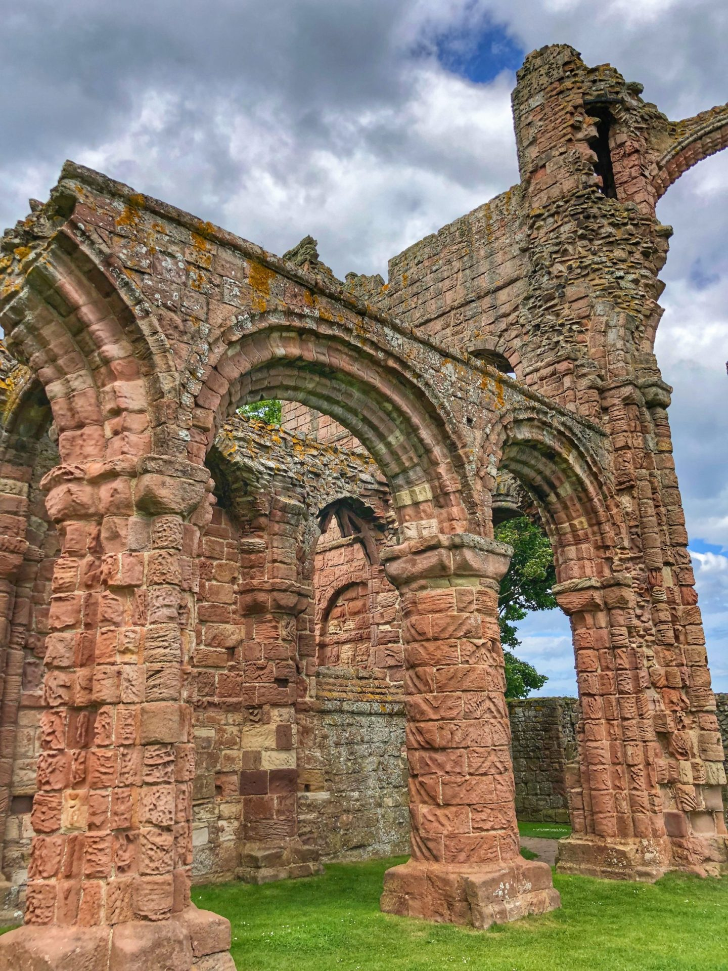 What To Do On Holy Island of Lindisfarne: Lindisfarne Priory