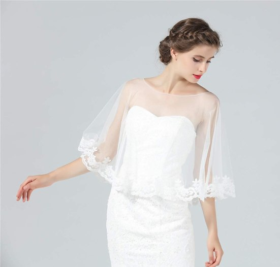 Wedding Dress Cover-Up