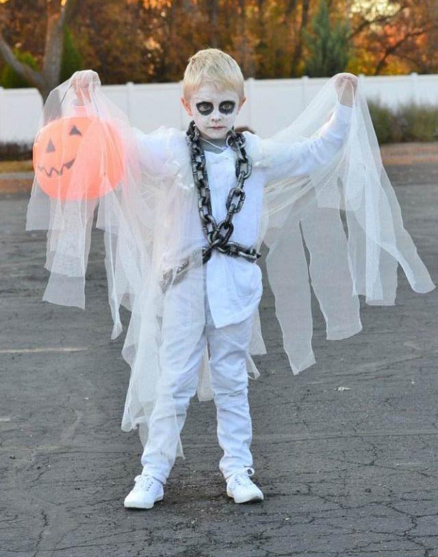 Easy DIY Halloween Dress Up Ideas For Kids