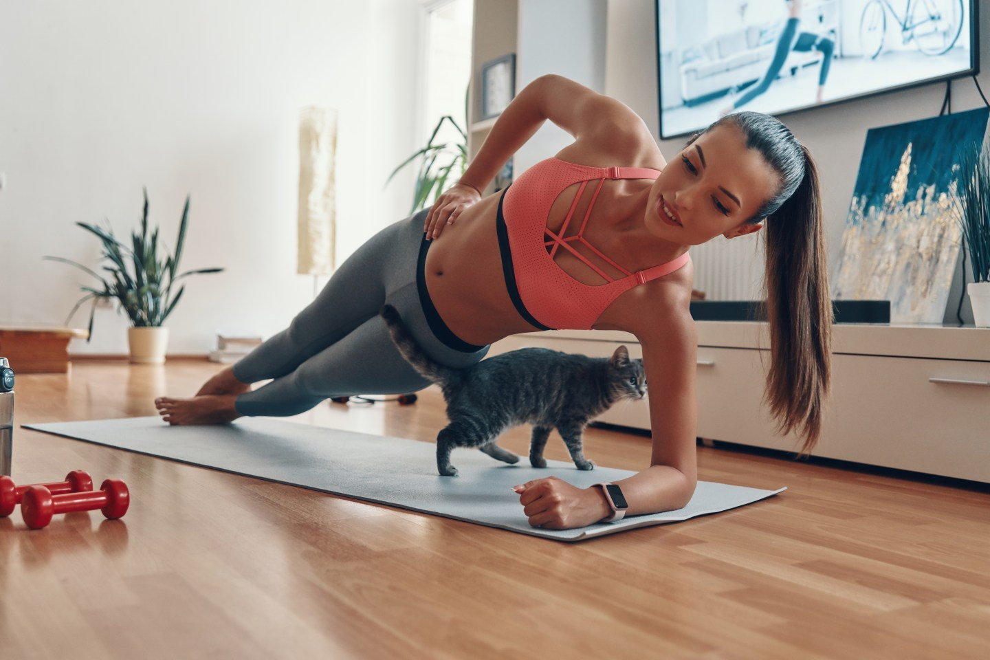 the best home exercise equipment for losing weight
