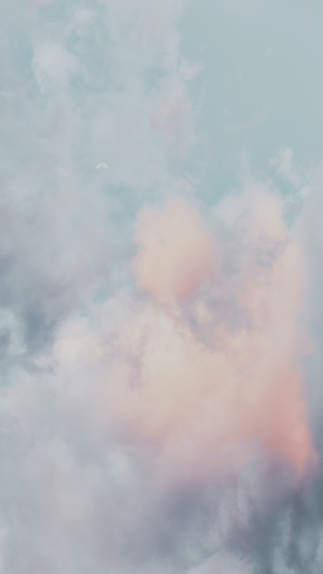 free HD pretty clouds wallpapers for iPhone