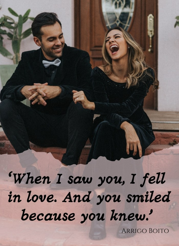 The Most Beautiful Love Smile Quotes For Her And For Him