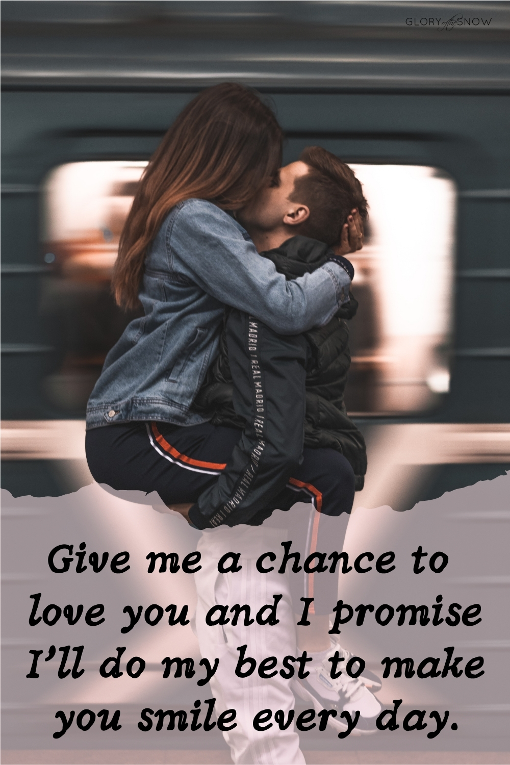 Cute Love Smile Quotes For Her And For Him