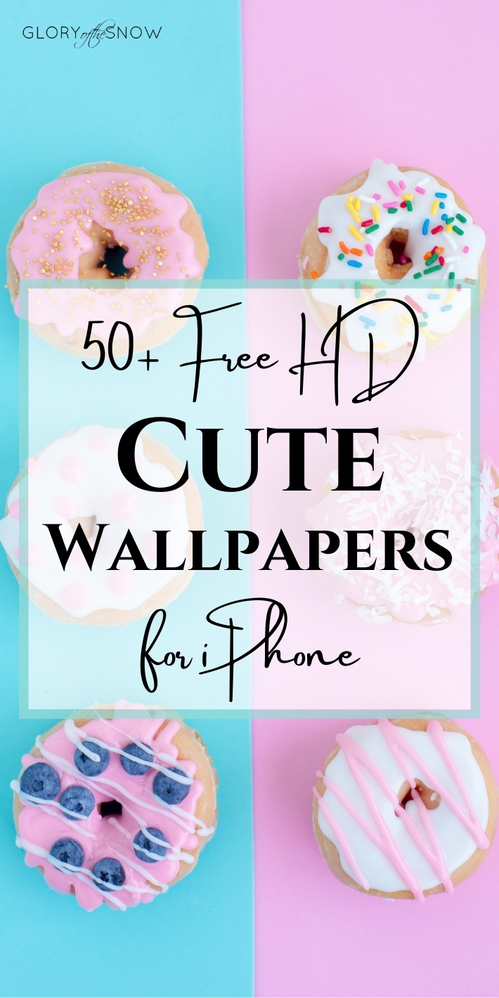 cute wallpapers for iPhone
