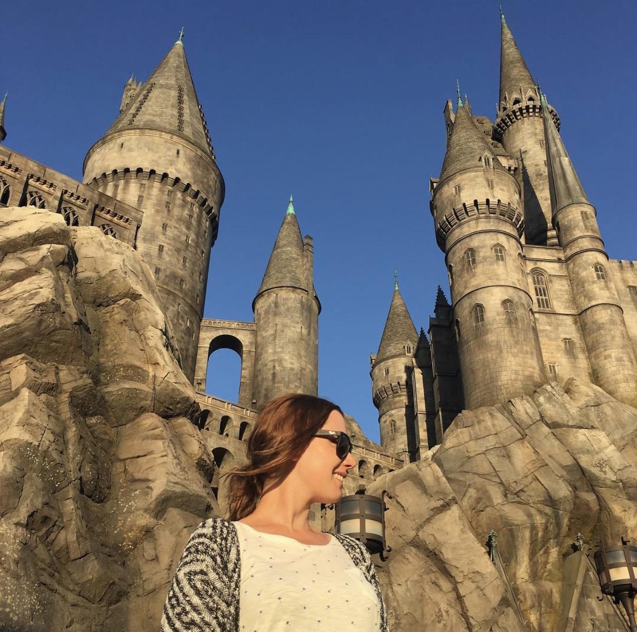 Harry Potter locations