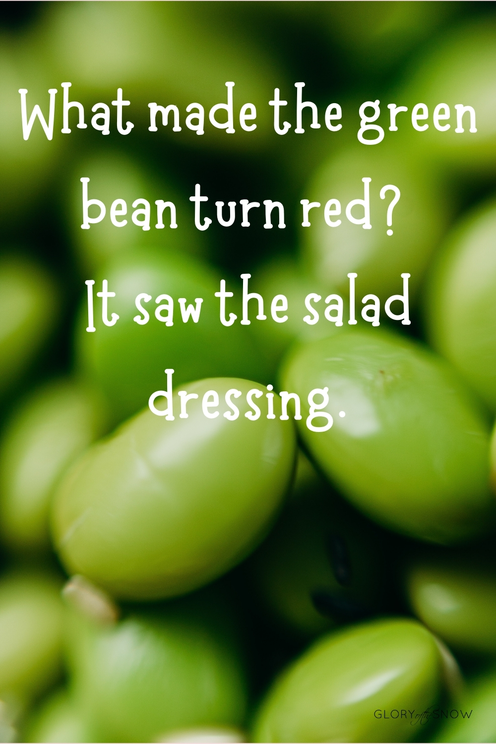 Super Funny Bean Puns, Jokes And Riddles