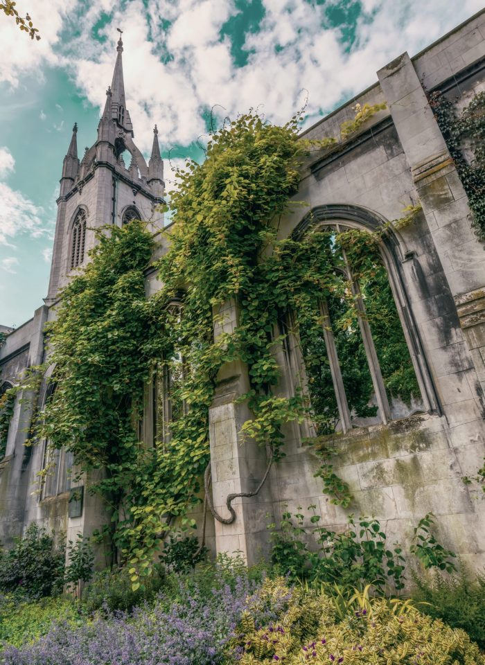 Secret London: St Dunstan In The East