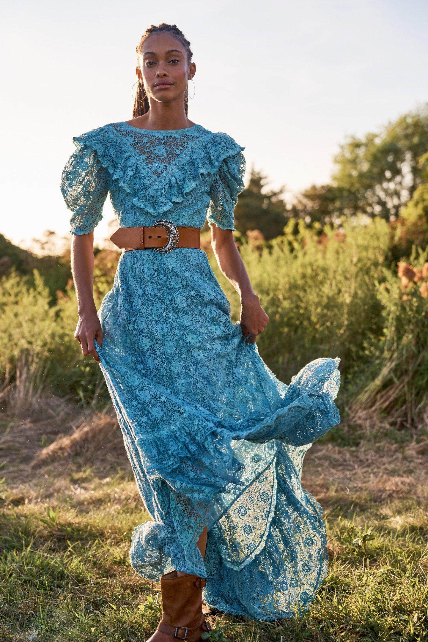Cottagecore Aesthetic Dresses