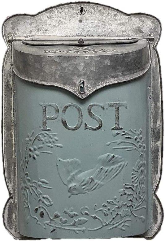 Vintage Style Letter Box
