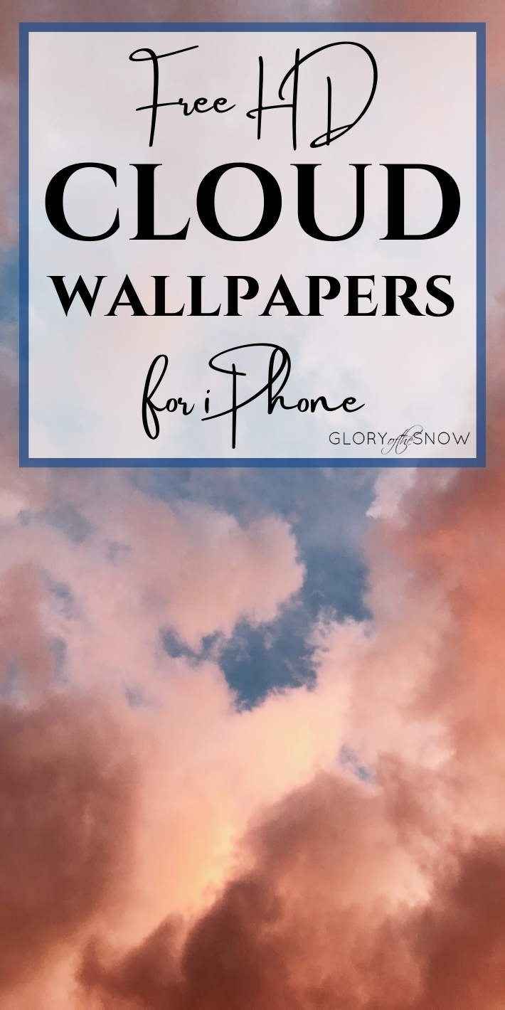 cloud wallpapers for iPhone