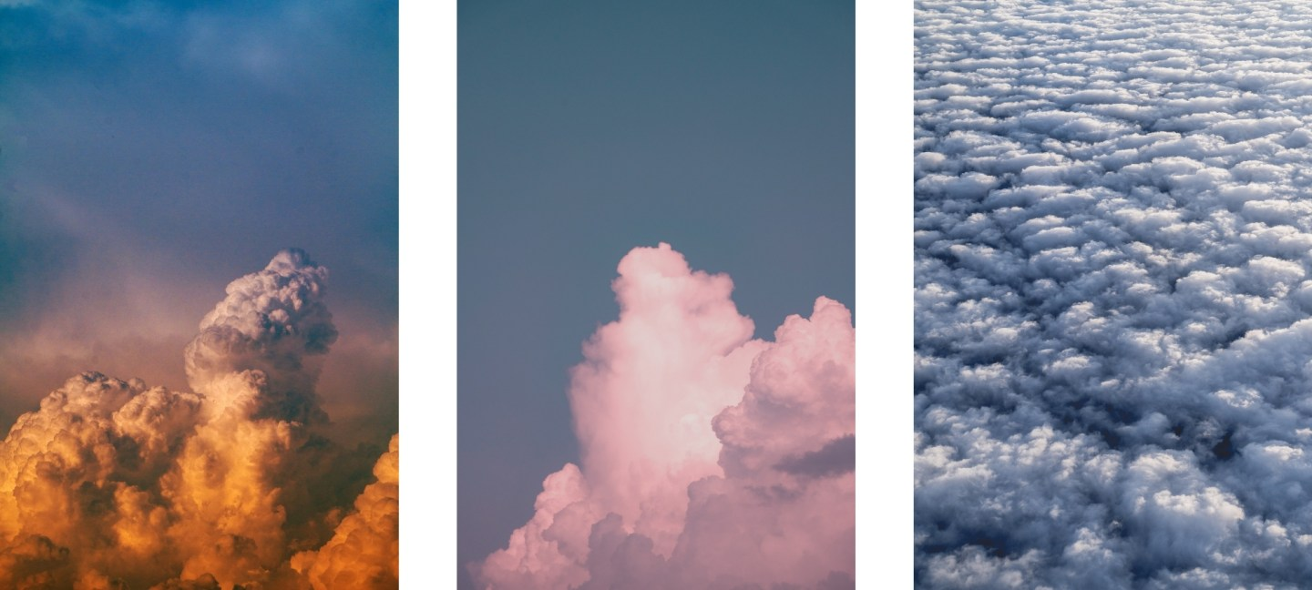 Free HD Aesthetic Cloud Wallpaper Backgrounds For iPhone