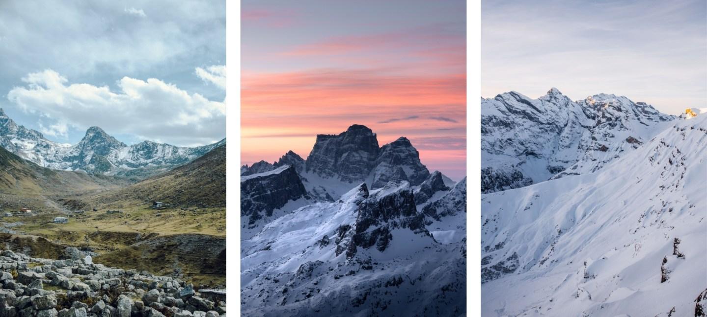 beautiful mountain wallpaper backgrounds