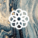 Free Aesthetic iPhone App Icons Blue Marble 29