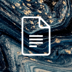 Free Aesthetic iPhone App Icons Blue Marble 51