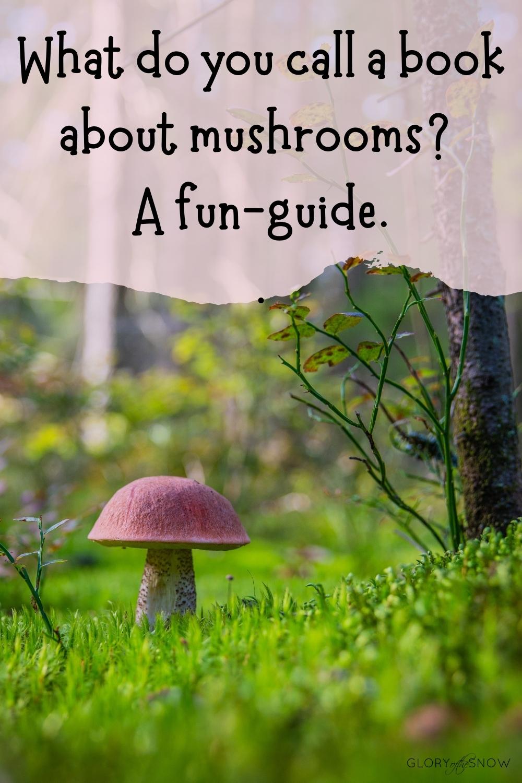 mushroom puns and jokes