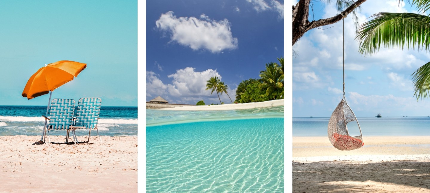 Summer Beach Wallpapers For iPhone