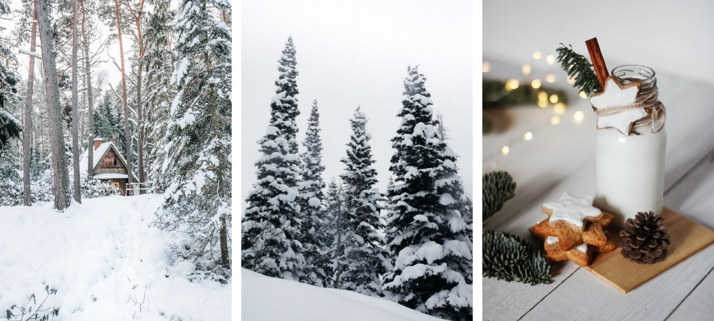 Free HD Wintery Christmas Wallpaper Backgrounds For iPhone