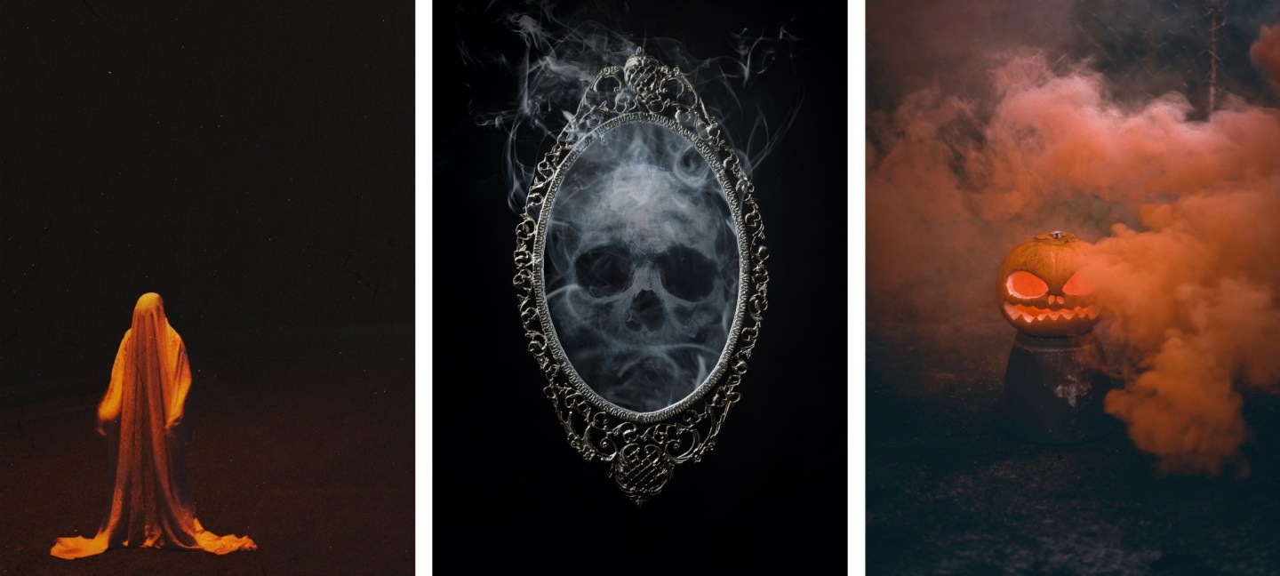 Scary Wallpapers For iPhone