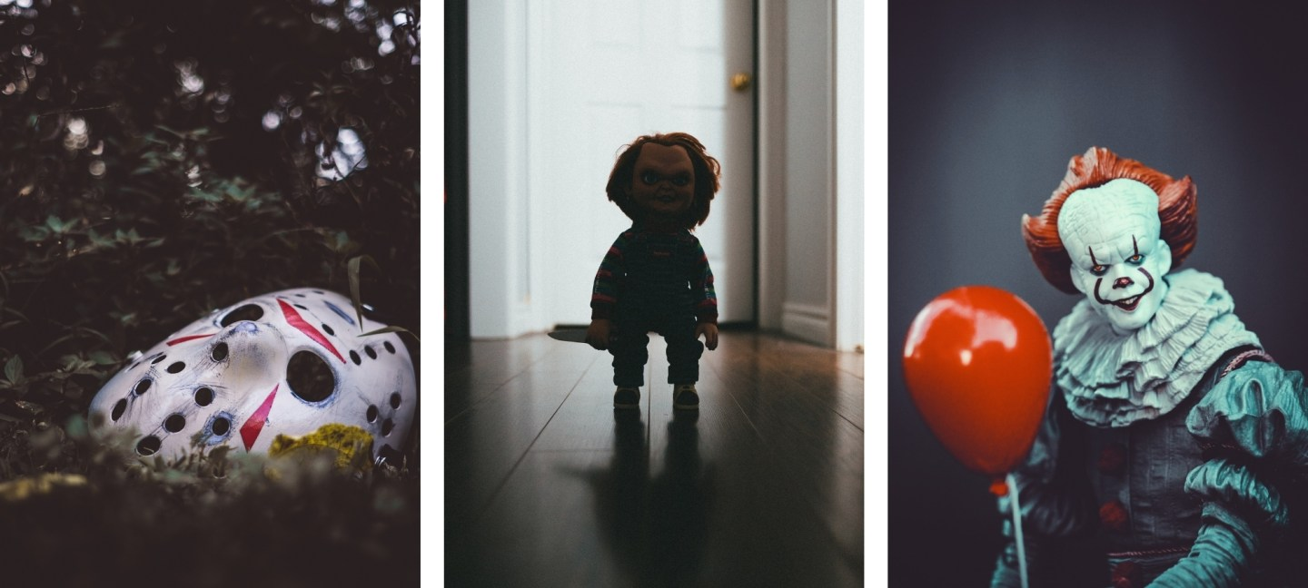 Scary Halloween Wallpapers For iPhone