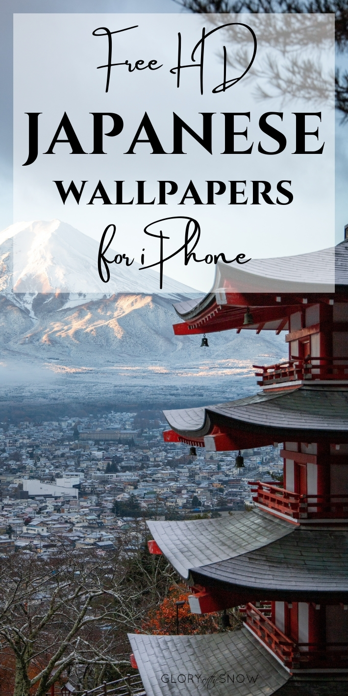 Free HD Japanese Wallpaper Backgrounds For iPhone