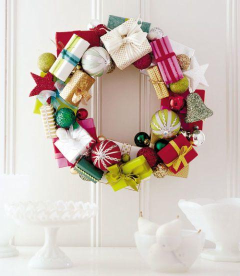 DIY Truly Gifted Wreath