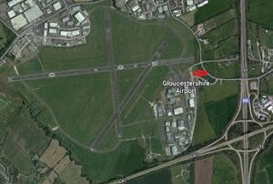 Gloucestershire Airport Webcam