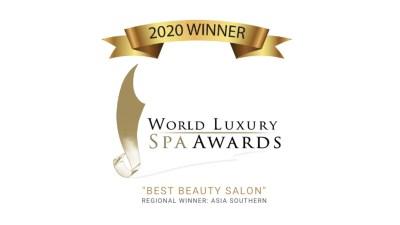 "We Won!! ""Best Beauty Salon Of The Year"""