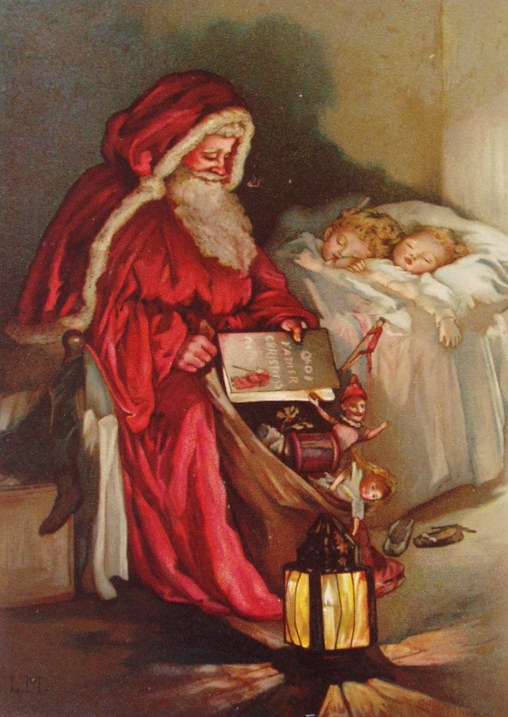 Separated By A Common Christmas Language Etymology