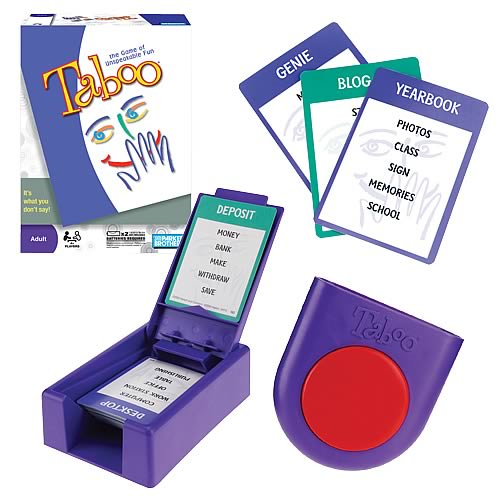 Image result for playing taboo
