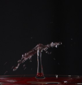 Water droplet 1'st session