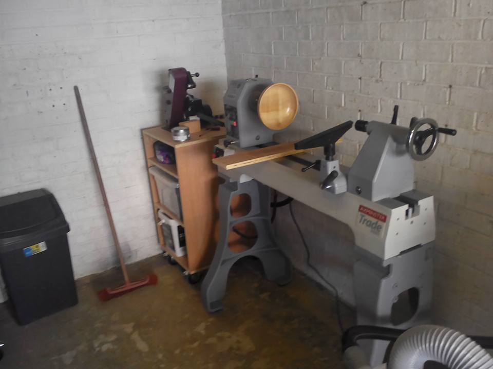 Inside turned and lathe