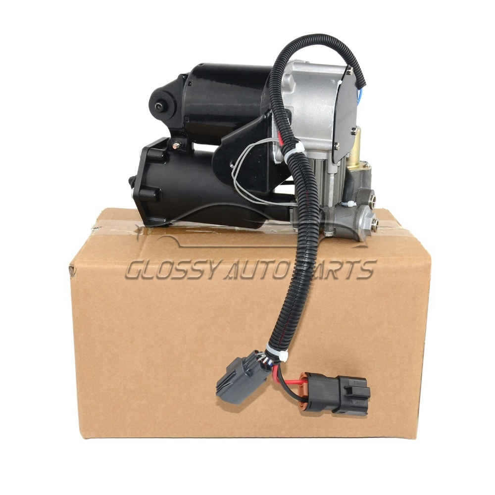 hight resolution of air suspension compressor pump for land rover discovery 3 lr3 range rover sport hitachi type lr023964