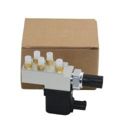 air suspension valve control unit for mercedes benz w211 e320 e500 e55 cls55 e63 2113200158 a2113200158 [ 1500 x 1500 Pixel ]