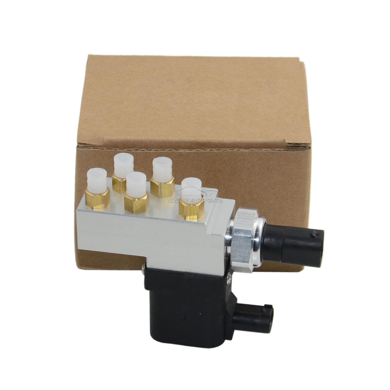 hight resolution of air suspension valve control unit for mercedes benz w211 e320 e500 e55 cls55 e63 2113200158 a2113200158