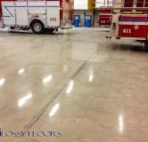 polished concrete Polished Concrete Gallery Centerton Fire Department 21