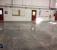 polished concrete Polished Concrete Gallery Centerton Fire Department 5
