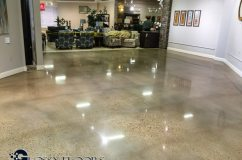polished concrete floors Ashley Furniture Polished Concrete Floors Ashley Furniture Shreveport Louisiana 1