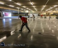 polished concrete project Polished Concrete Project – Price Cutter Price Cutter Springfield Missouri 27