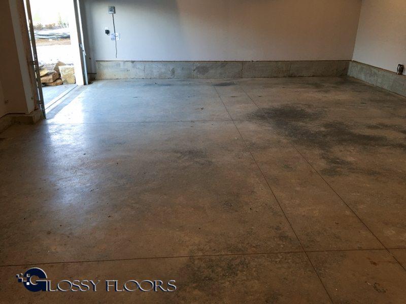 IMG 1435 Polished Concrete Garage Floor
