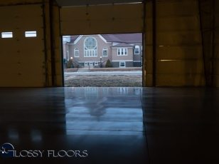 polished concrete Polished Concrete Gallery Polished Concrete Floors Gallatin Fire Department 12