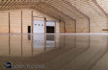 polished concrete Polished Concrete Gallery Polished Concrete Floors Gallatin Fire Department 16