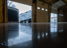 polished concrete Polished Concrete Gallery Polished Concrete Floors Gallatin Fire Department 2