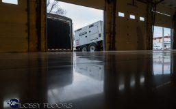 polished concrete Polished Concrete Gallery Polished Concrete Floors Gallatin Fire Department 3