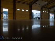 polished concrete Polished Concrete Gallery Polished Concrete Floors Gallatin Fire Department 9